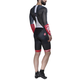 Castelli Body Paint 3.3 Speed Suit LS Men black/white